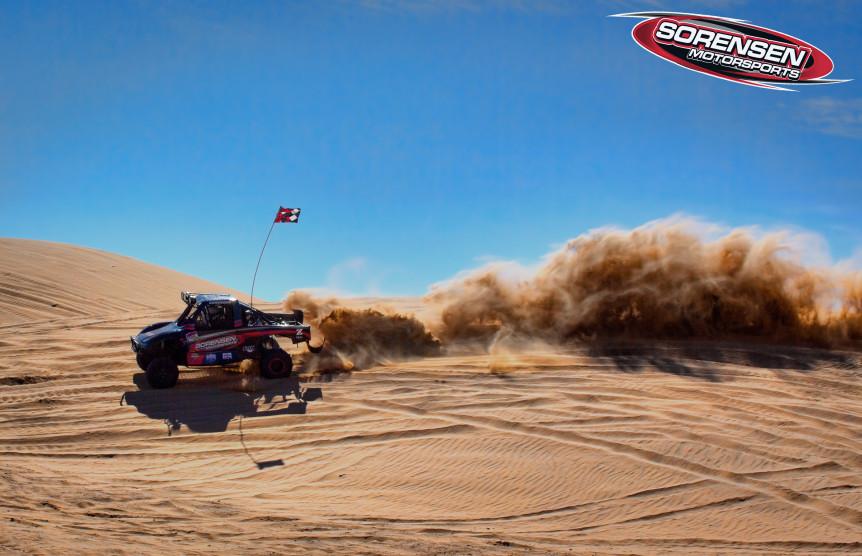 branden sorensen trophy kart at dunes