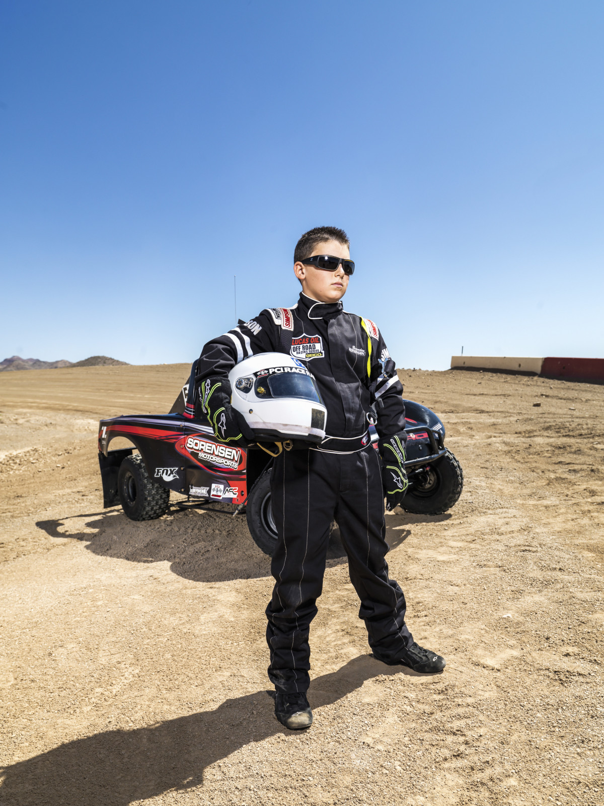 branden sorensen trophy kart photo