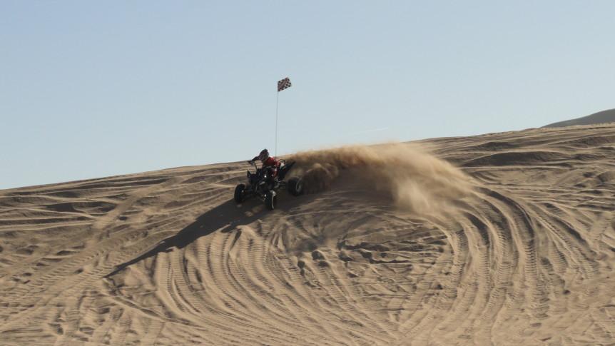 branden sorensen at dunes