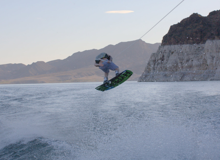 nick ohlson wake boarding