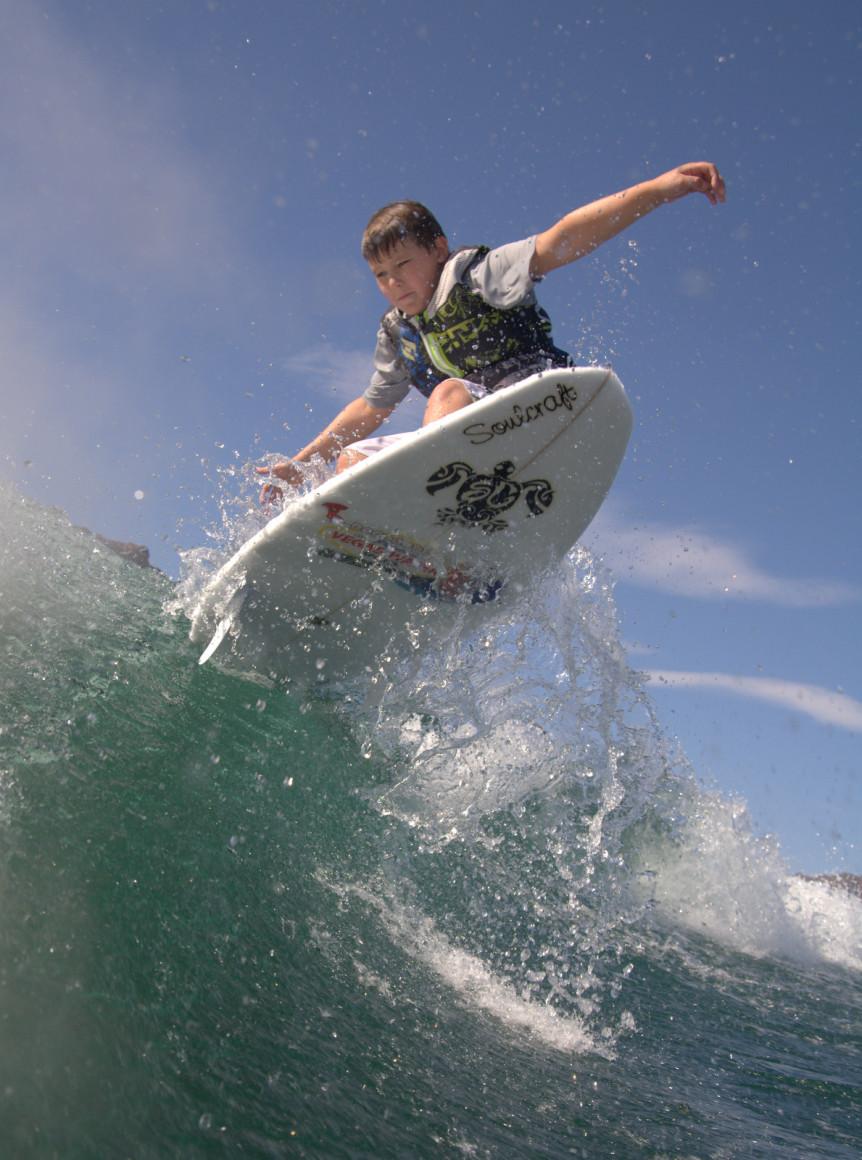 branden sorensen wake surfing