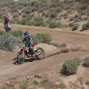 branden sorensen dirt bike racing for worcs