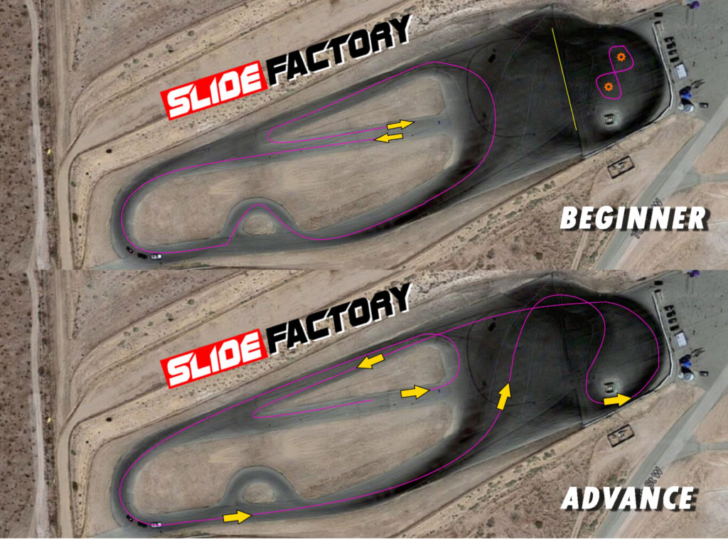 Willow Springs International Raceway.